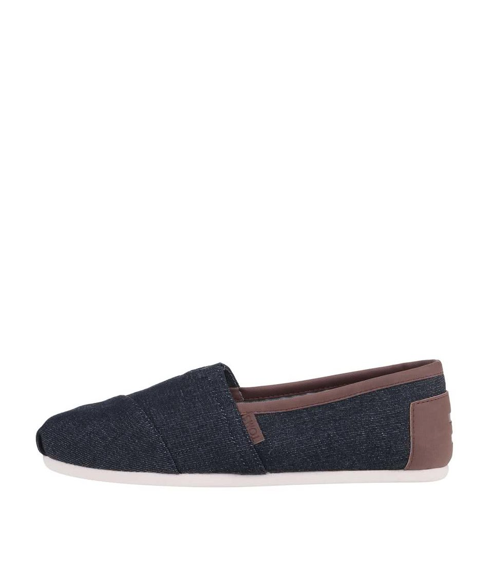 Denimové pánské loafers TOMS Alpargatas