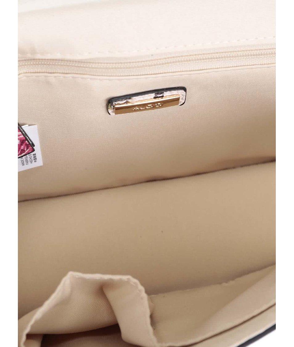 Květovaná crossbody kabelka ALDO Picayune