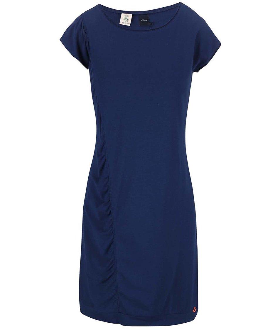 Tmavě modré šaty Skunkfunk Axpe