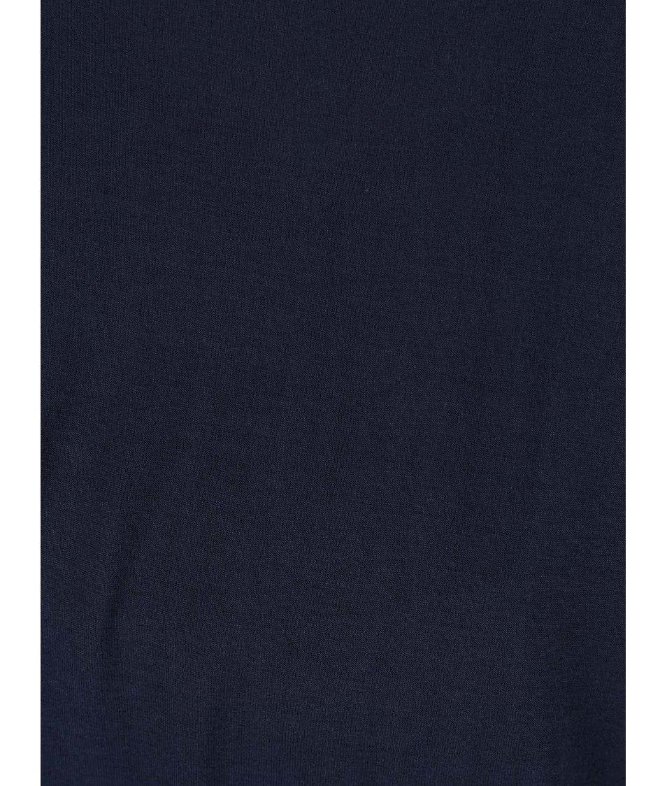 Tmavě modré dámské tričko Bench Alike