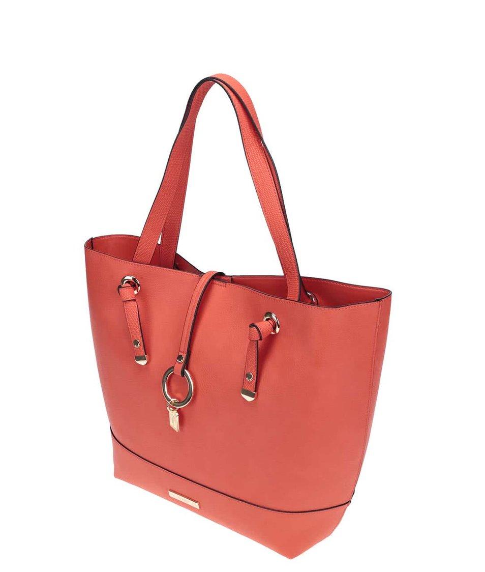 Červený shopper Dune London Dollies