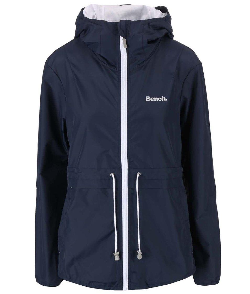 Tmavě modrá dámská bunda s kapucí Bench Profitability