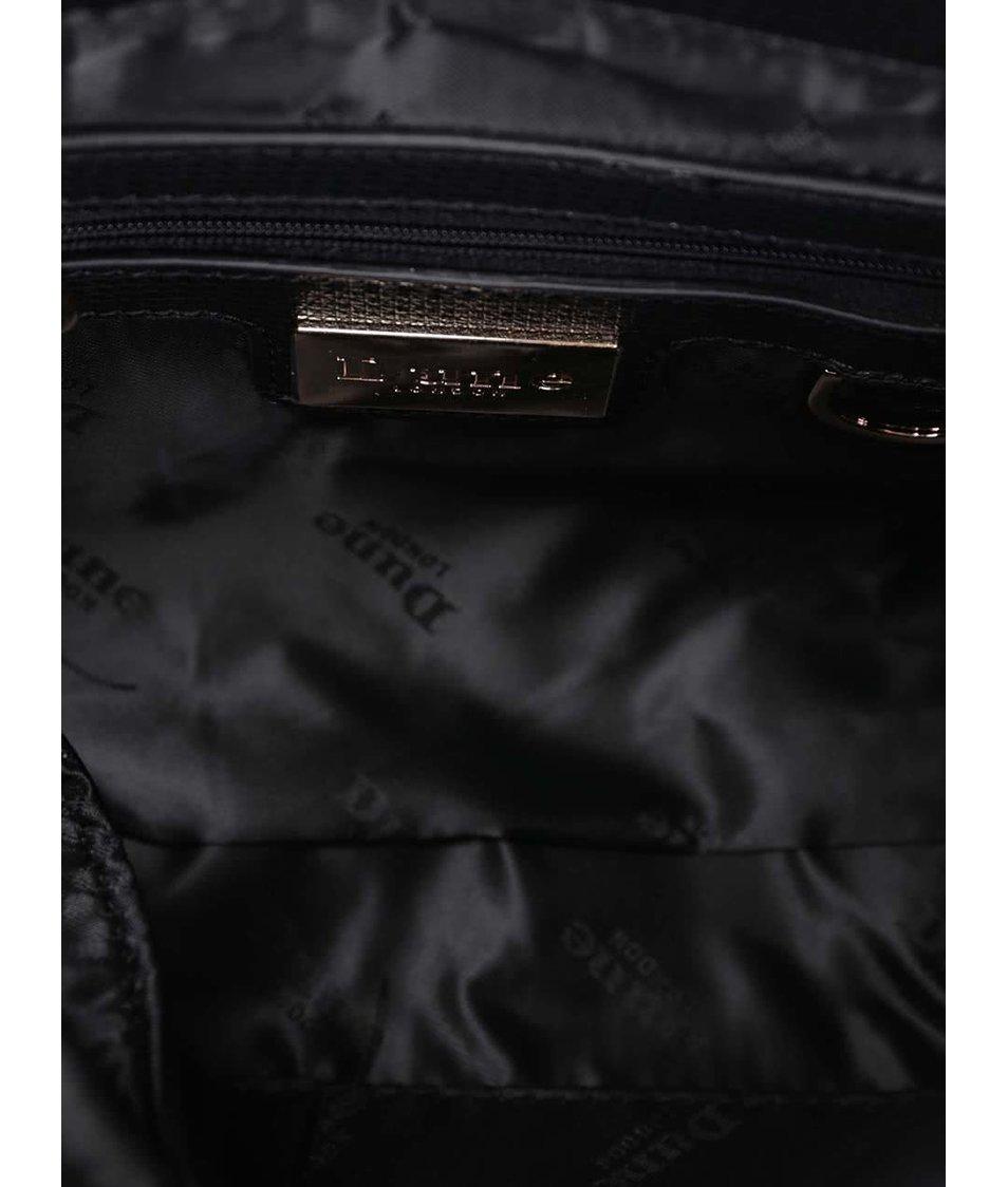 Černá menší kabelka Dune London Darrla