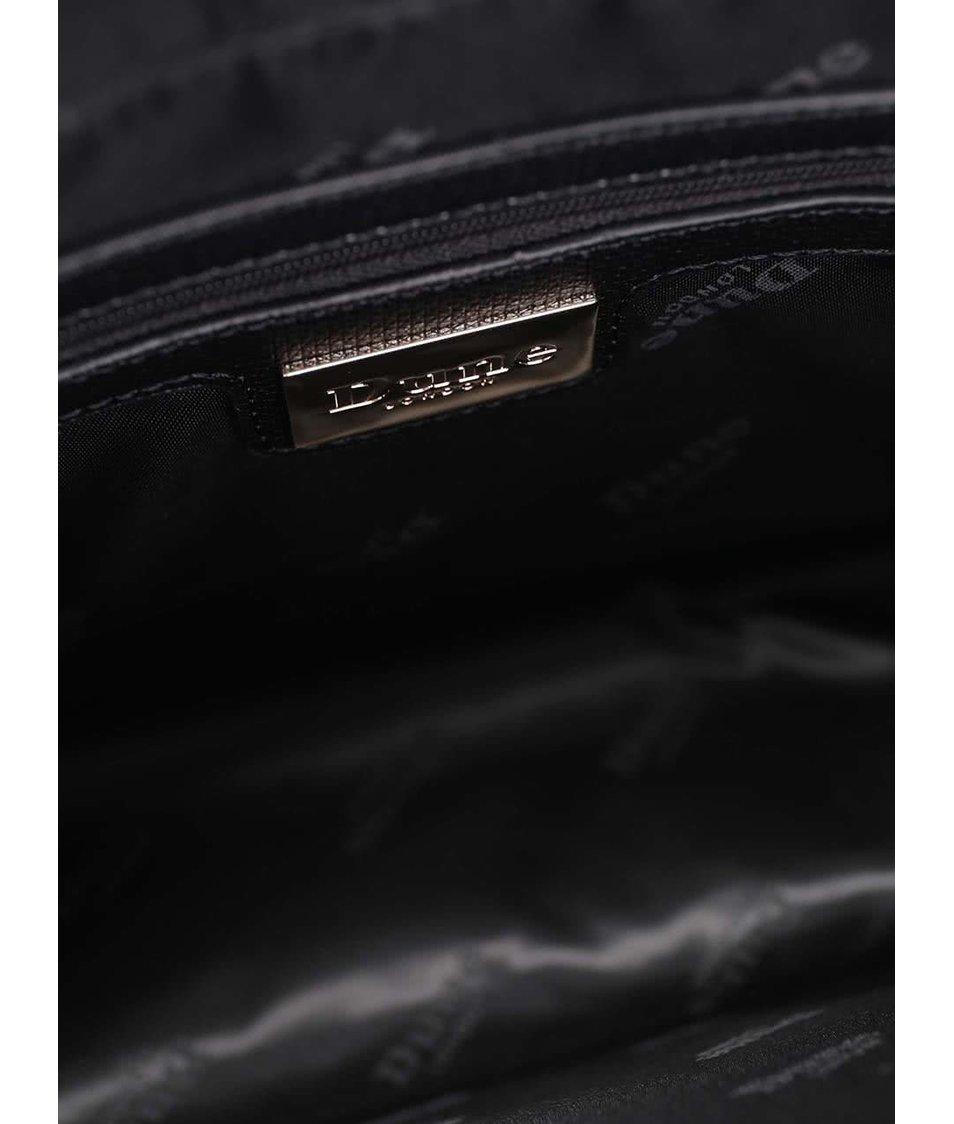 Černá kabelka do rukyDune London Delaney