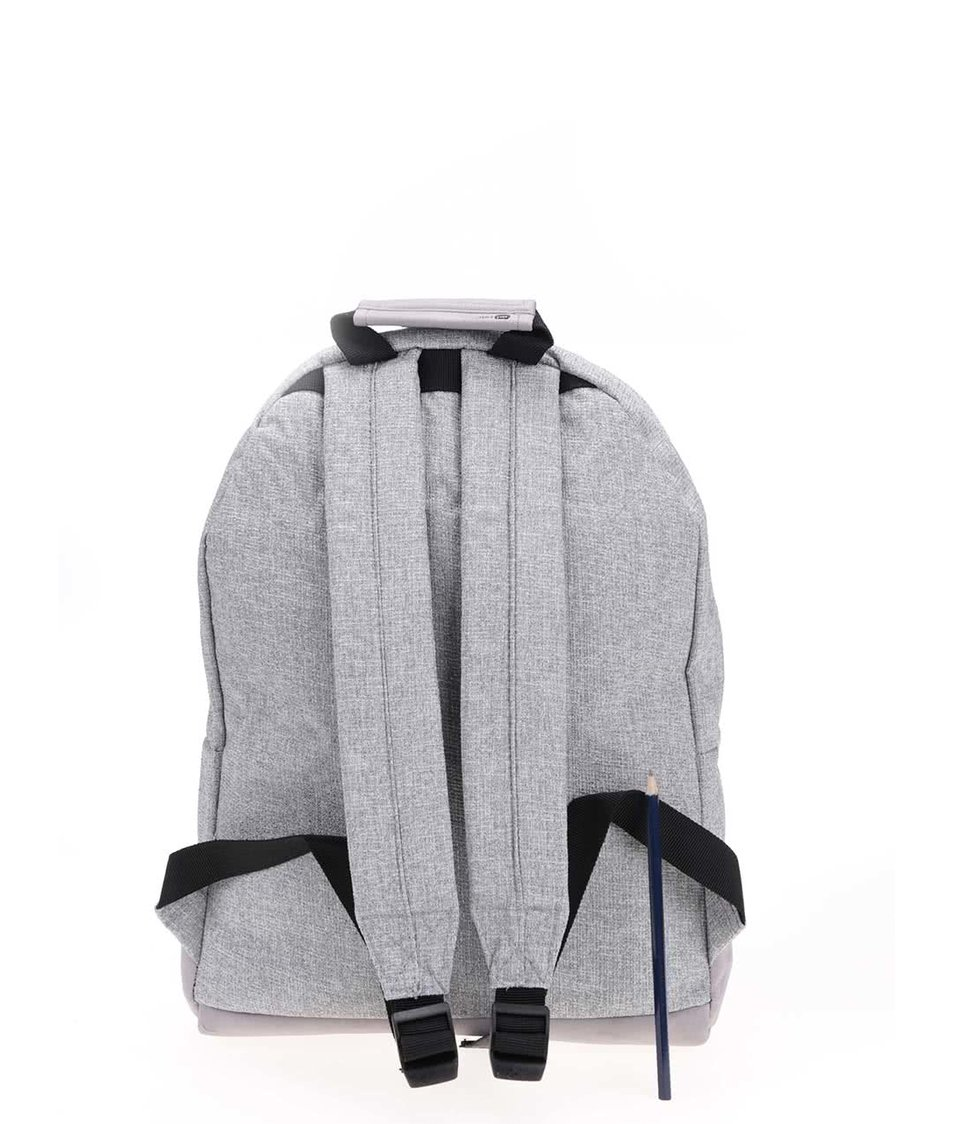 Šedý batoh Mi-Pac Crepe