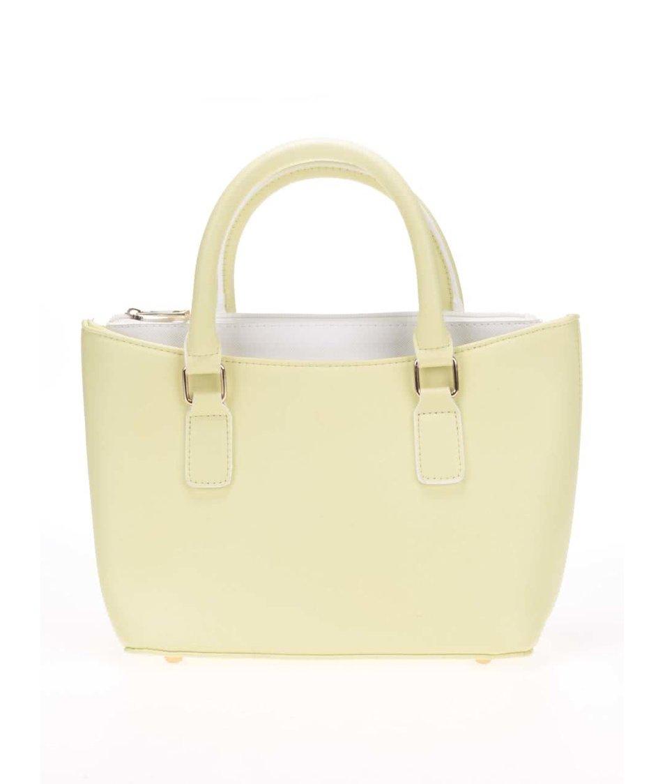 Světle žlutá menší kabelka Dorothy Perkins