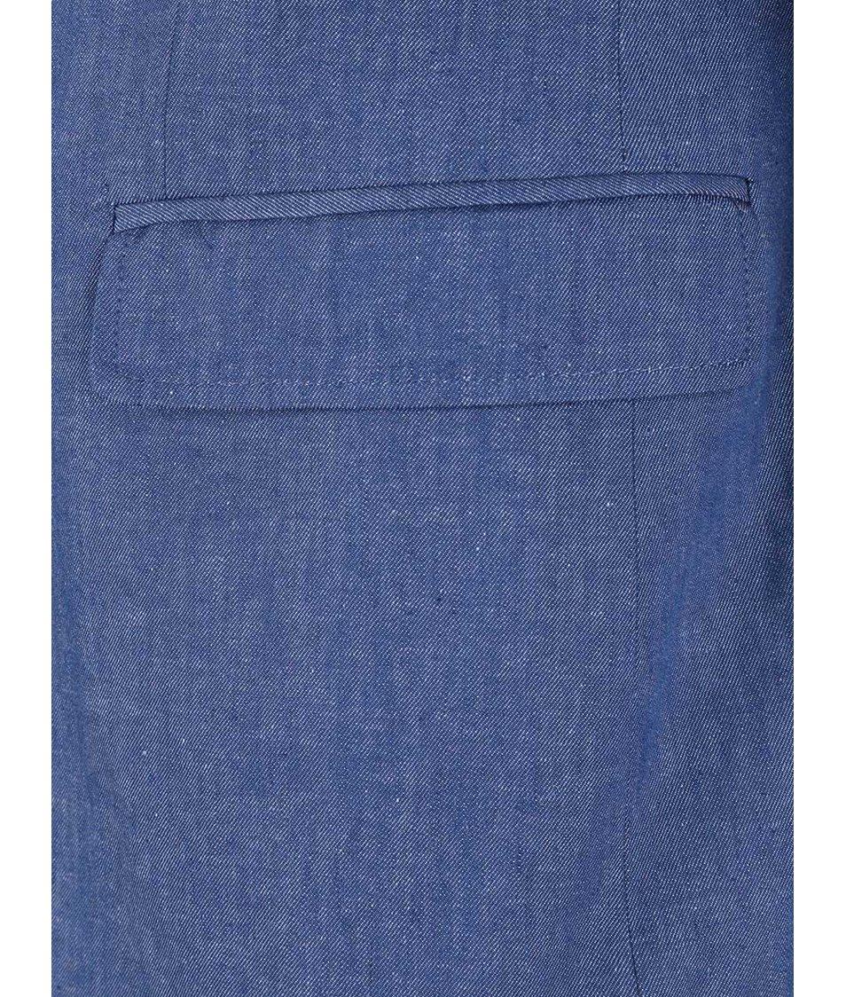 Džínově modré sako Casual Friday by Blend