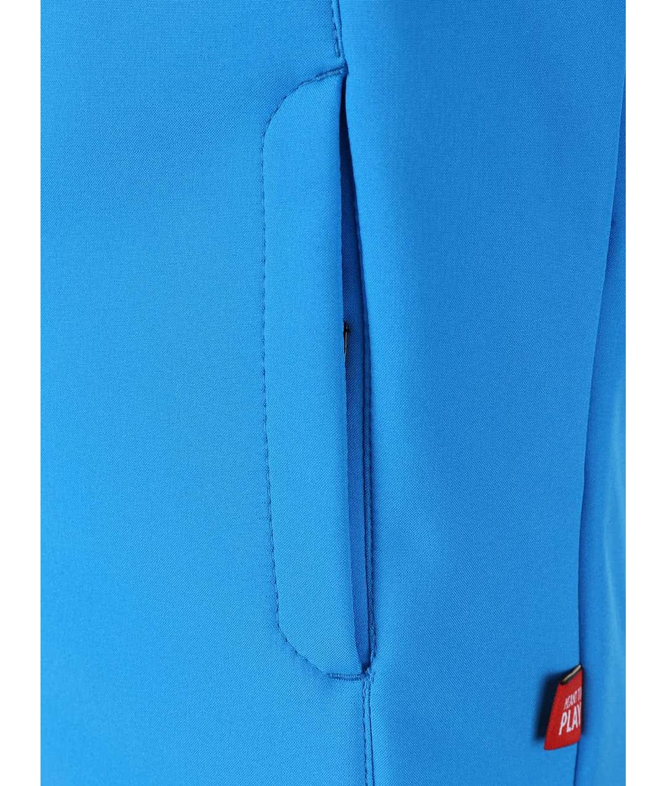 Modrá klučičí softshellová bunda LEGO Wear Skeet