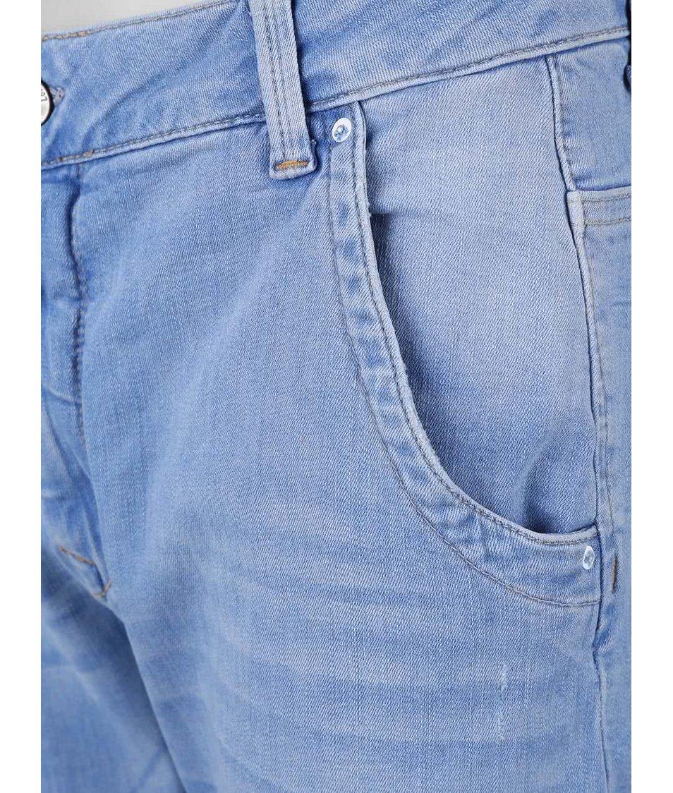 Světle modré dámské džíny Pepe Jeans Topsy
