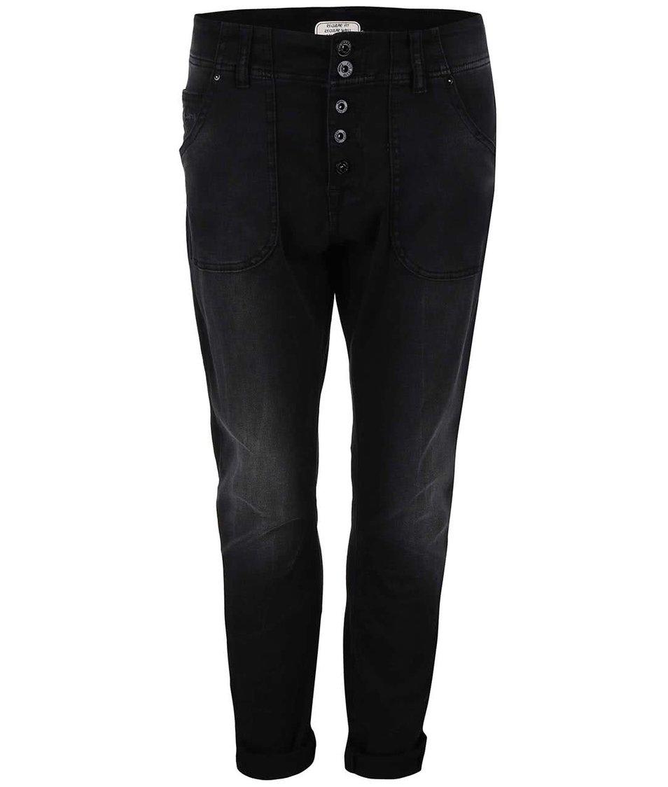 Černé dámské džíny Pepe Jeans Zwart