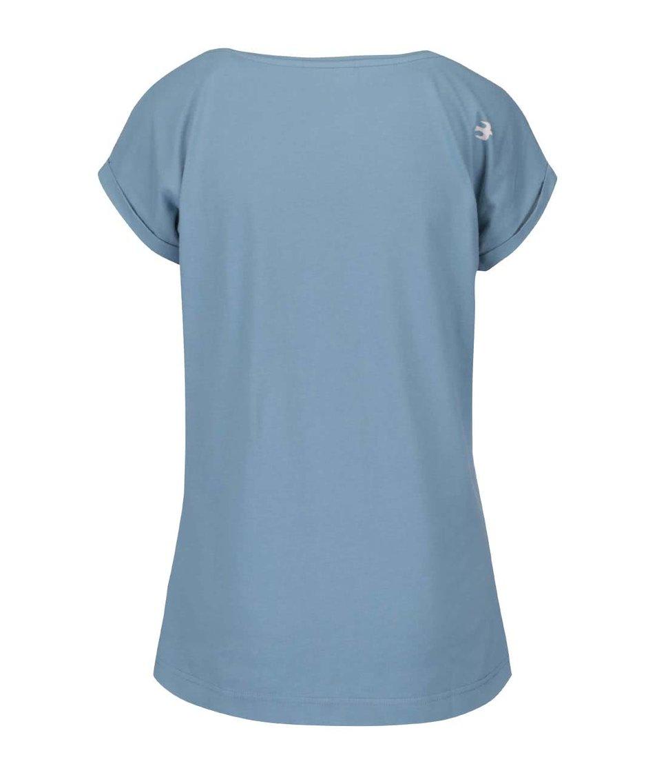 Modré tričko s potiskem Brakeburn Hummingbird