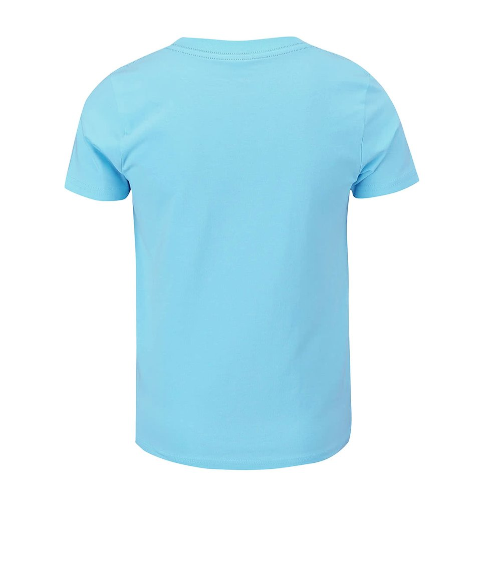 Světle modré klučičí tričko name it Vux