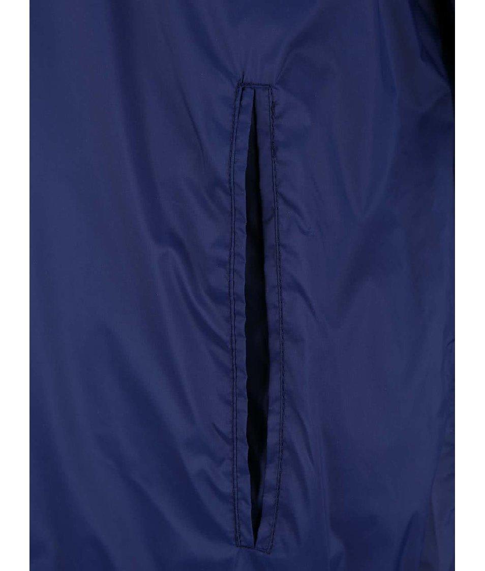 Tmavě modrá pánská oboustranná bunda Broadway Dwain