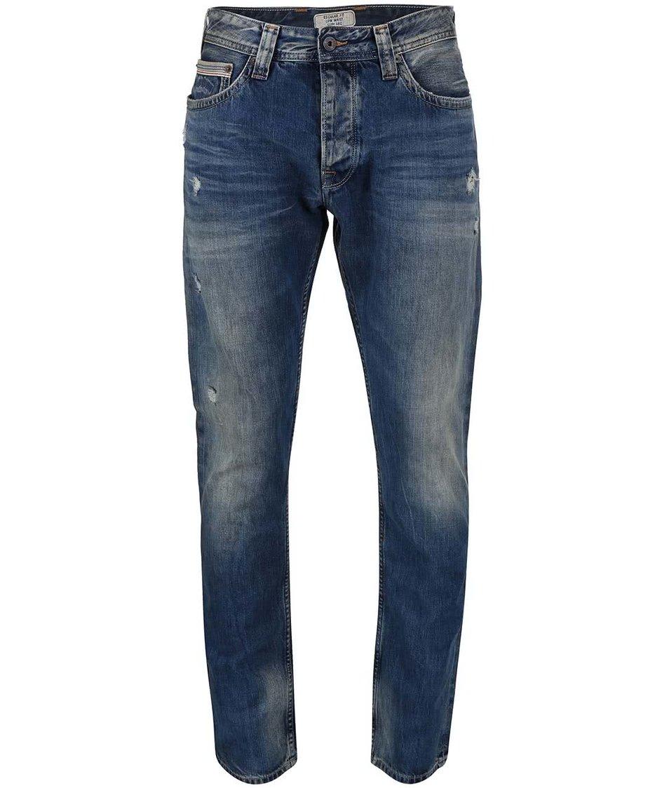 Modré pánské slim džíny Pepe Jeans Lyle