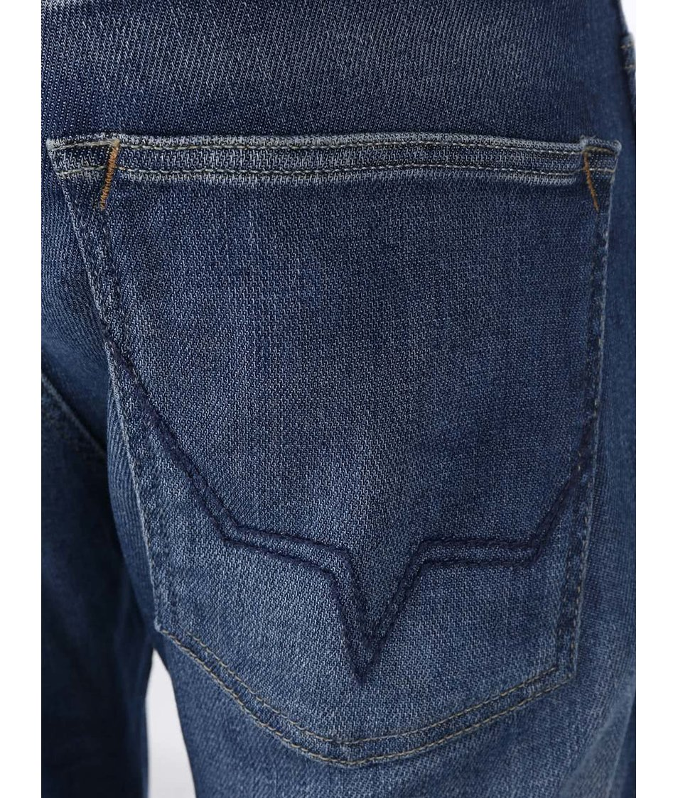 Světle modré pánské slim džíny Pepe Jeans Gunnel