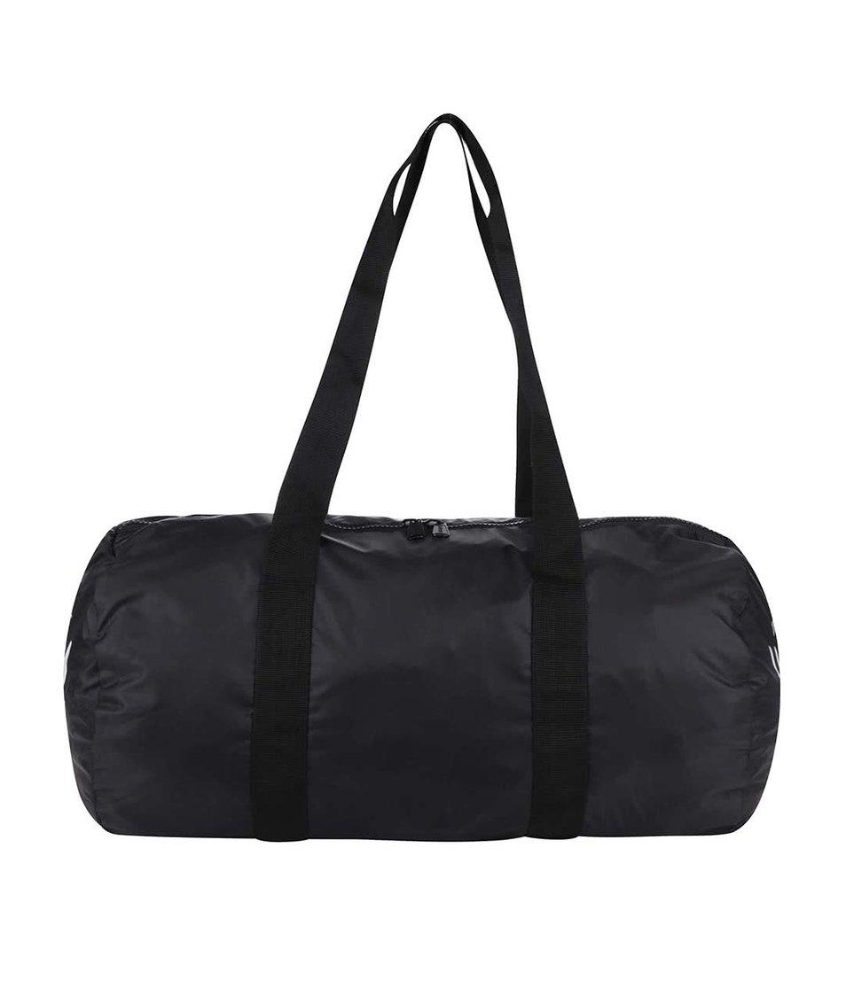 Černá cestovní taška Herschel Heritage Duffle