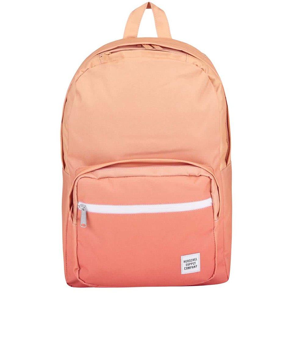 Oranžový batoh Herschel Pop Quiz