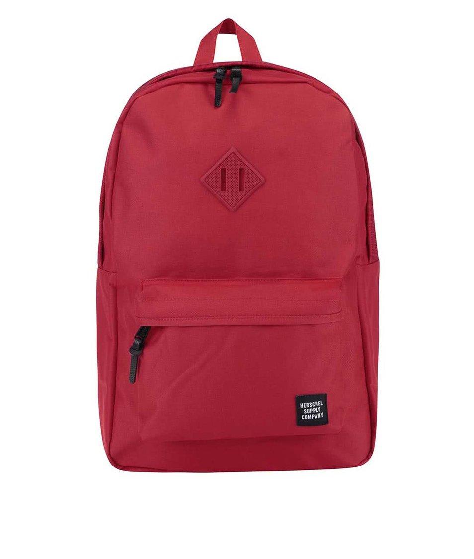 Červený batoh Herschel Heritage