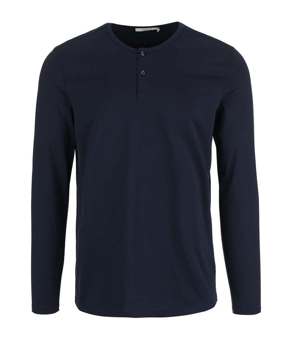 Tmavě modré tričko Jack & Jones Finn