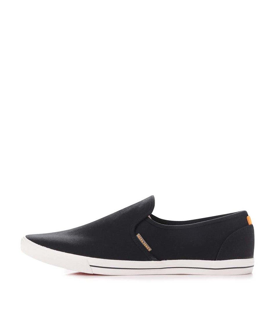 Černé sportovní loafers Jack & Jones Spider