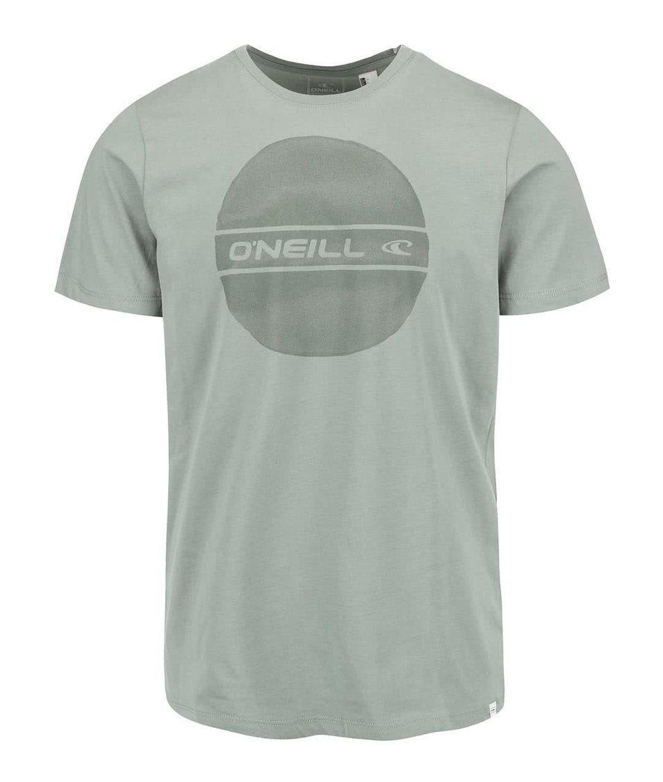 Zelené pánské triko O'Neill Circle