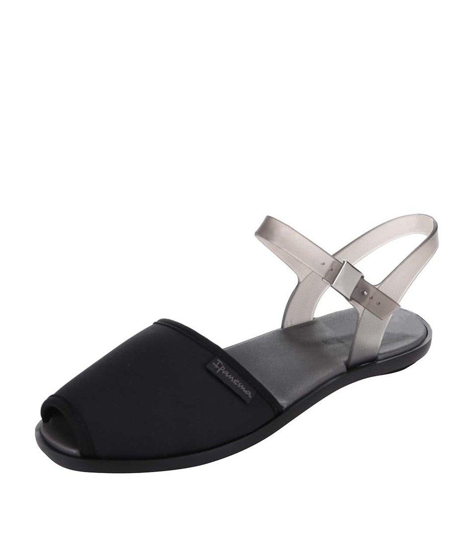 Černé sandály Ipanema Neoprint