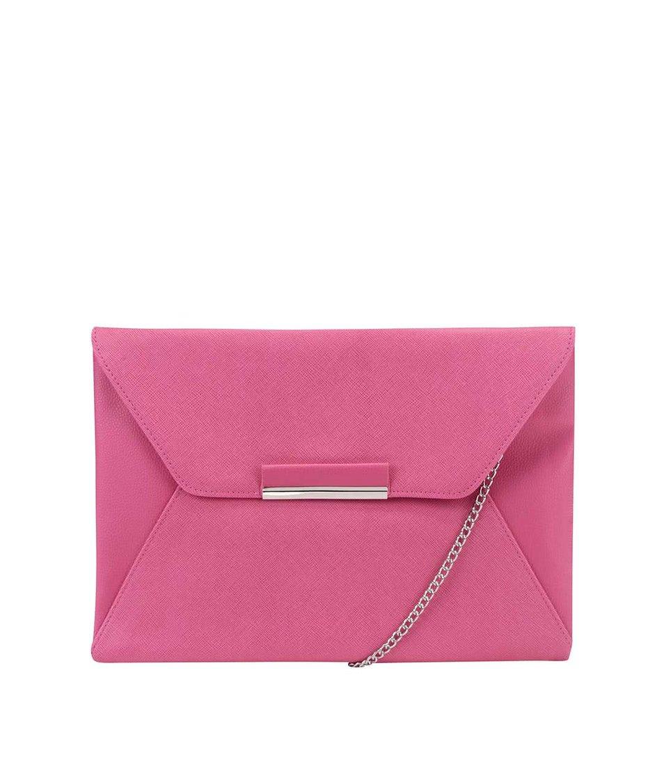 Růžové psaníčko/kabelka Dorothy Perkins