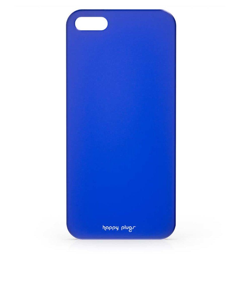 Tmavě modrý ultratenký obal na iPhone 5/5S/SE Happy Plugs