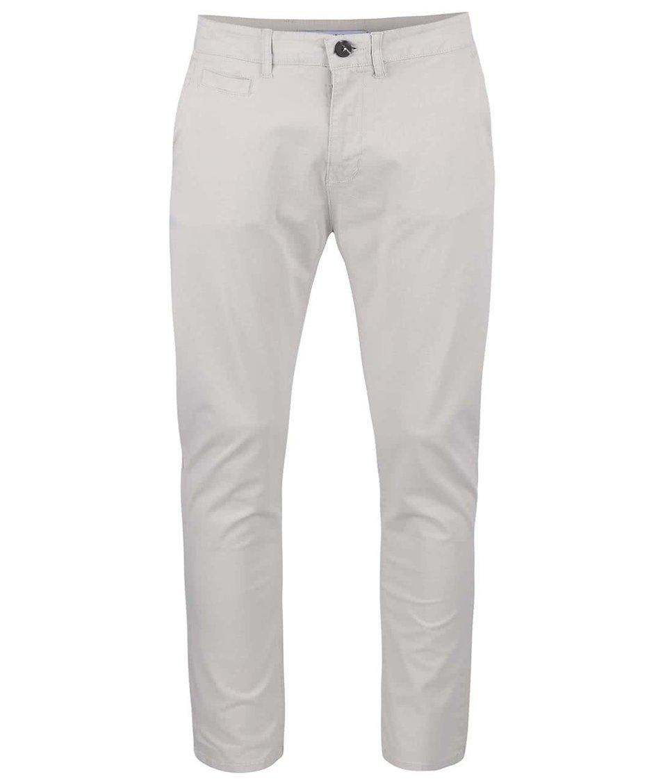Krémové chino kalhoty Bellfield Jezza