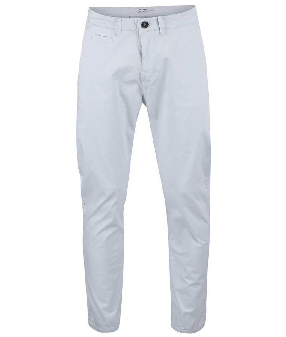 Světle modré chino kalhoty Bellfield Jezza