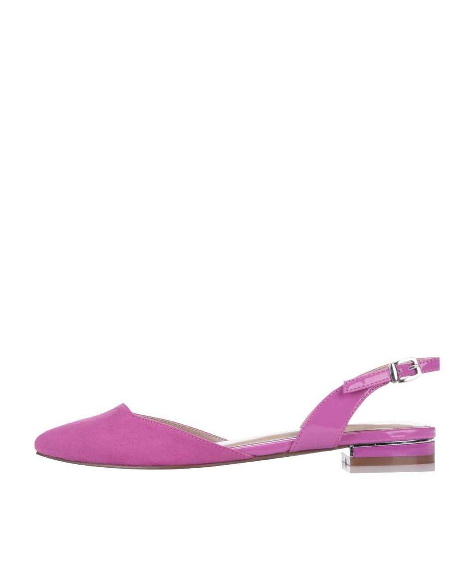 Růžové sandály s uzavřenou špičkou ALDO Winiger