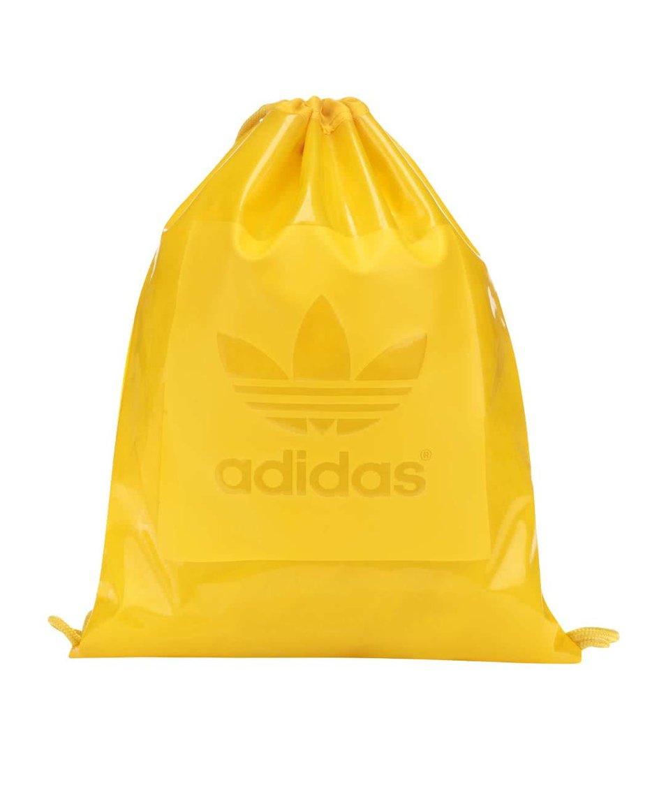 a1c595df8b50 Žlutý nepromokavý unisex vak adidas Originals Ac