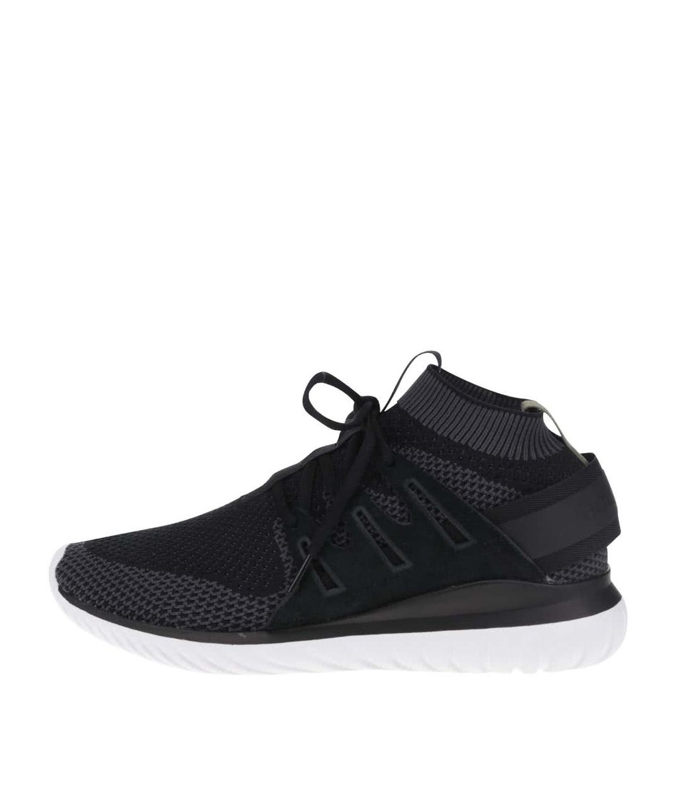Černé pánské tenisky adidas Originals Tubular Nova