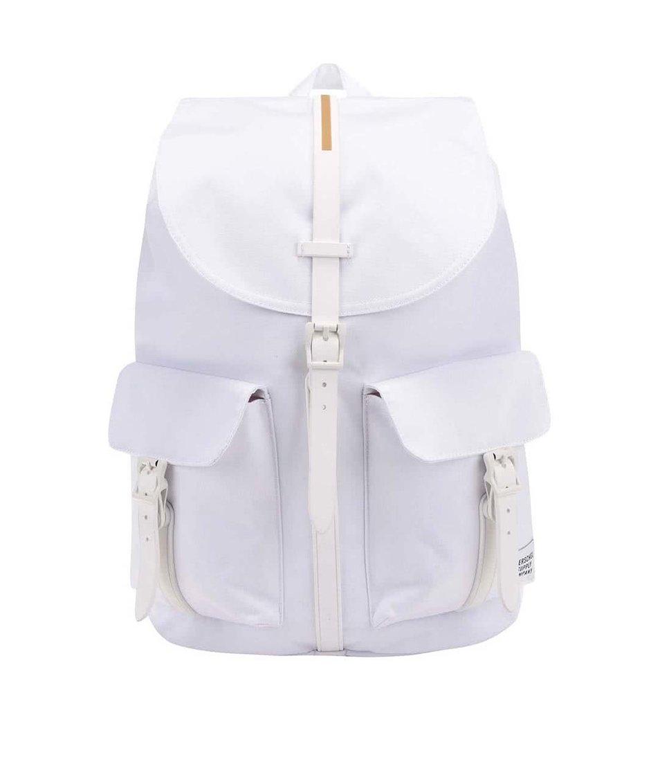 Bílý dámský středně velký batoh Herschel Dawson