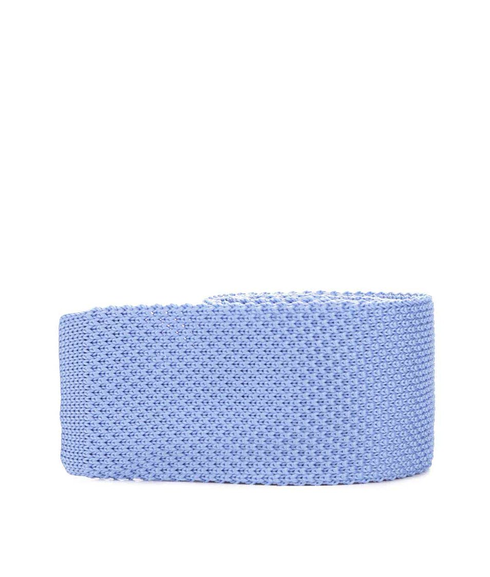 Modrá kravata Burton Menswear London
