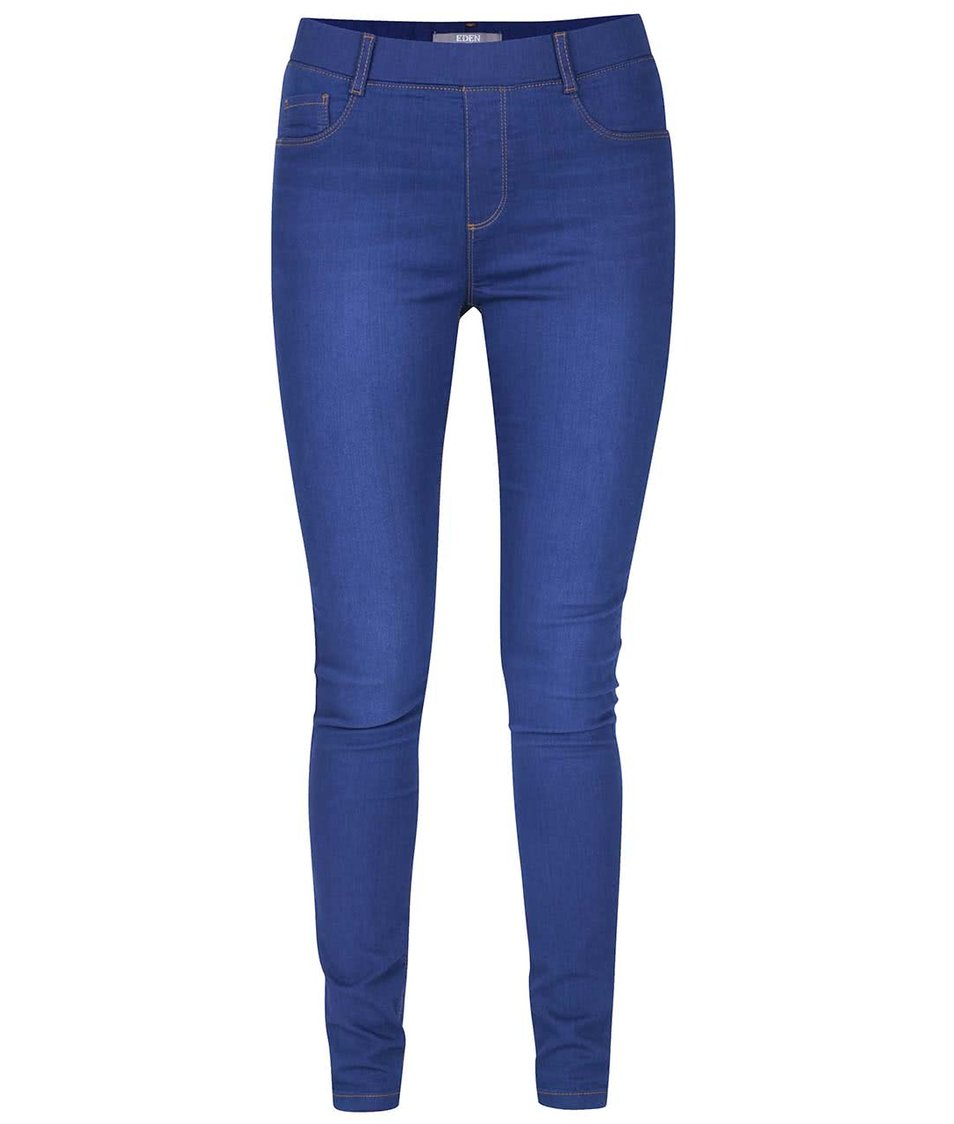 Modré ultra soft jeggings Dorothy Perkins