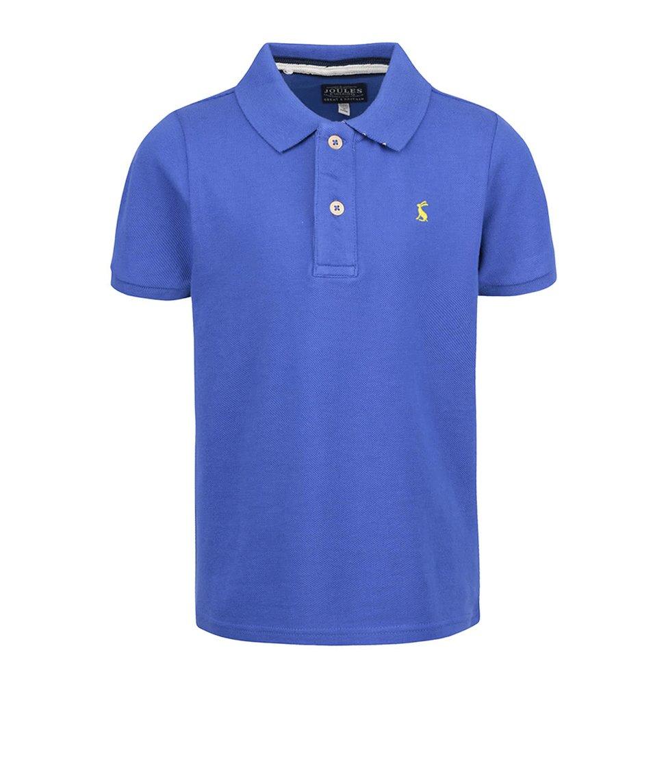 Modré klučičí polo triko Tom Joule Woody
