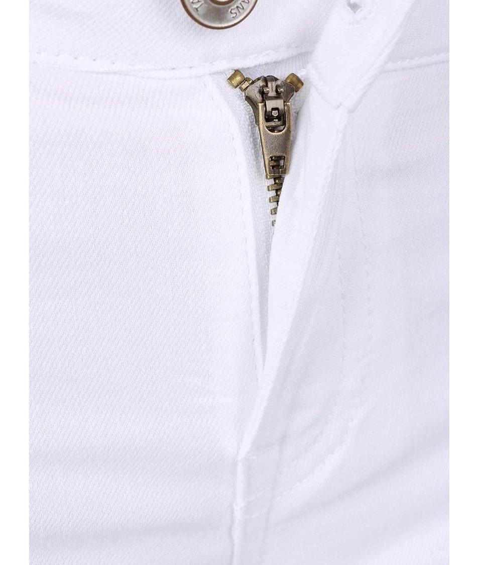 a2799d83d2f Bílé kalhoty s potrhaným efektem TALLY WEiJL - Akční cena