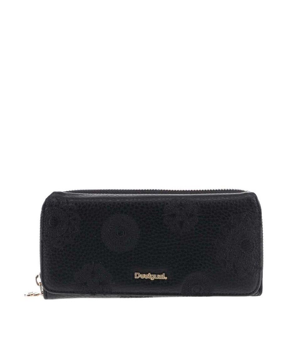 Černá peněženka Desigual Maria Alexa