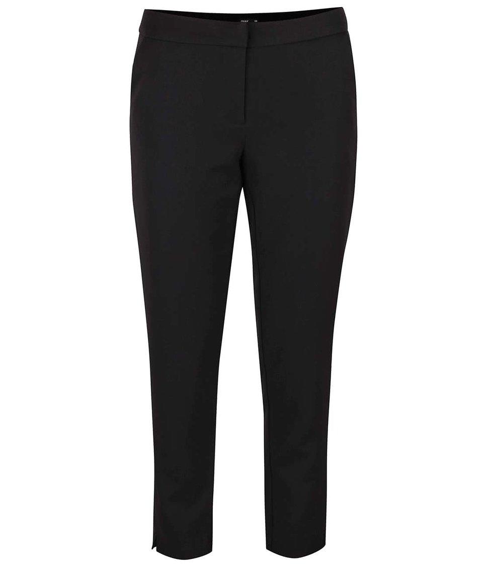 Černé kalhoty ONLY Giger Ancle