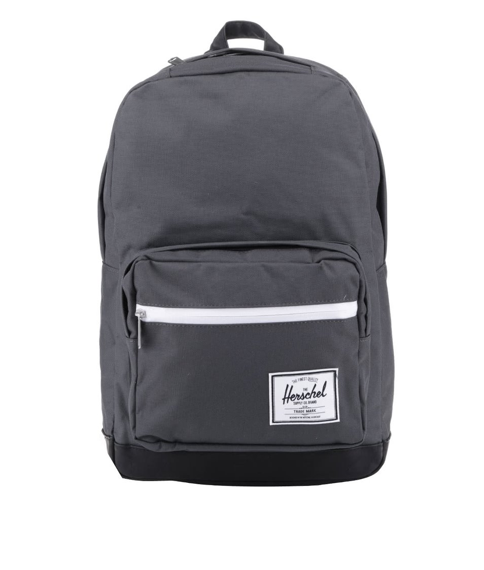 Tmavě šedý batoh Herschel Pop Quiz
