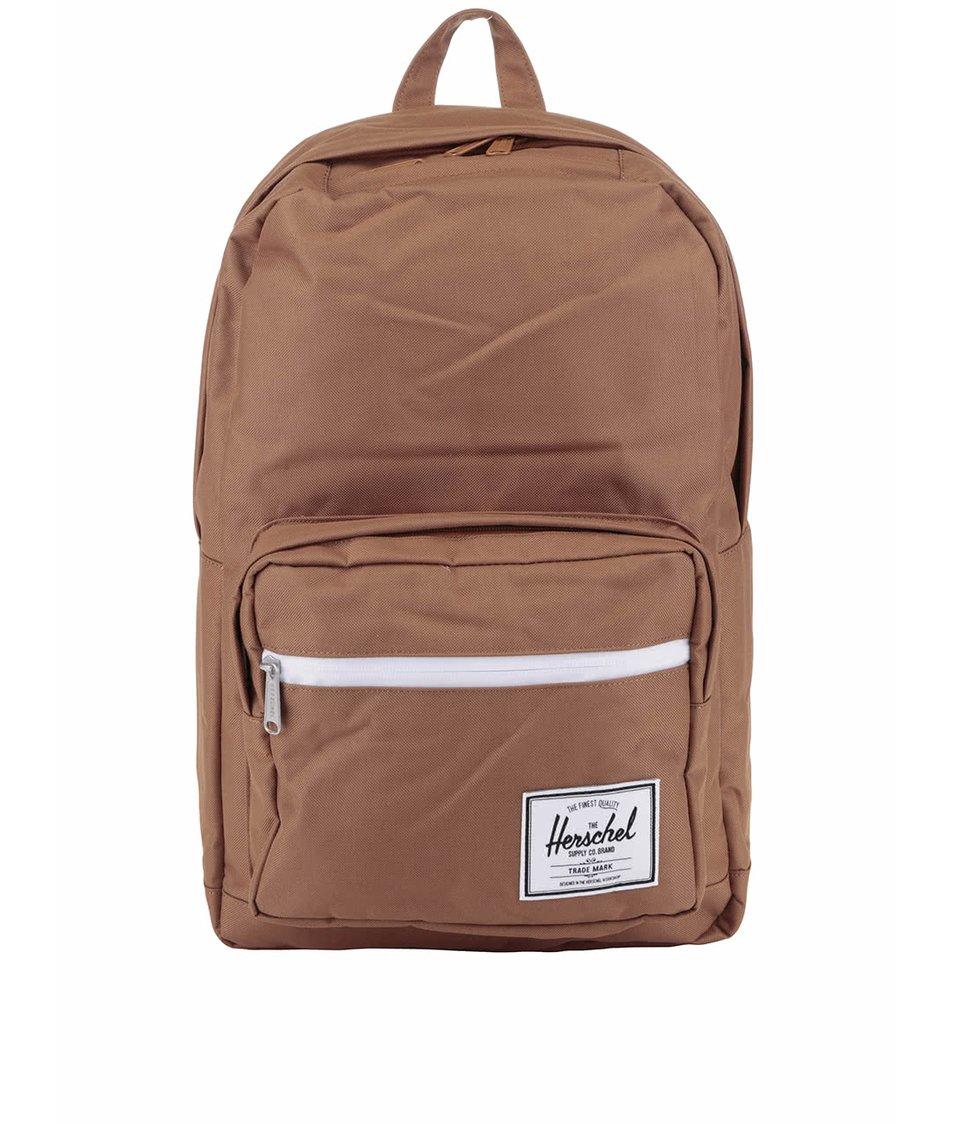 Karamelový batoh Herschel Pop Quiz