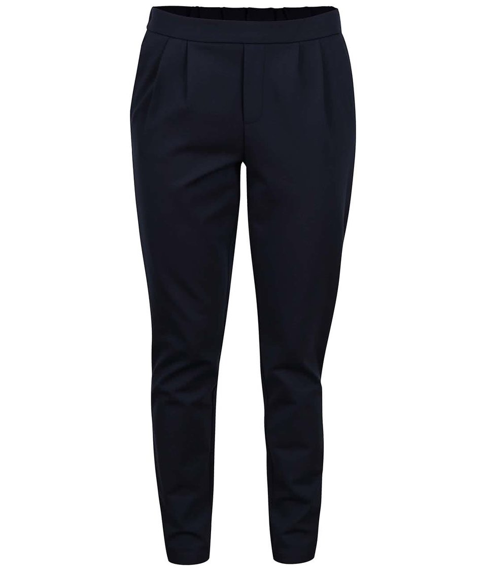 Tmavě modré kalhoty ONLY Rita