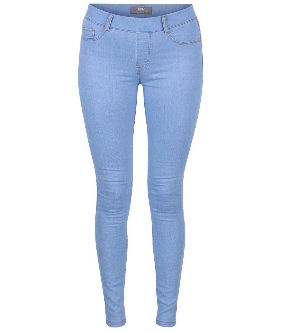 Světle modré skinny džíny Dorothy Perkins
