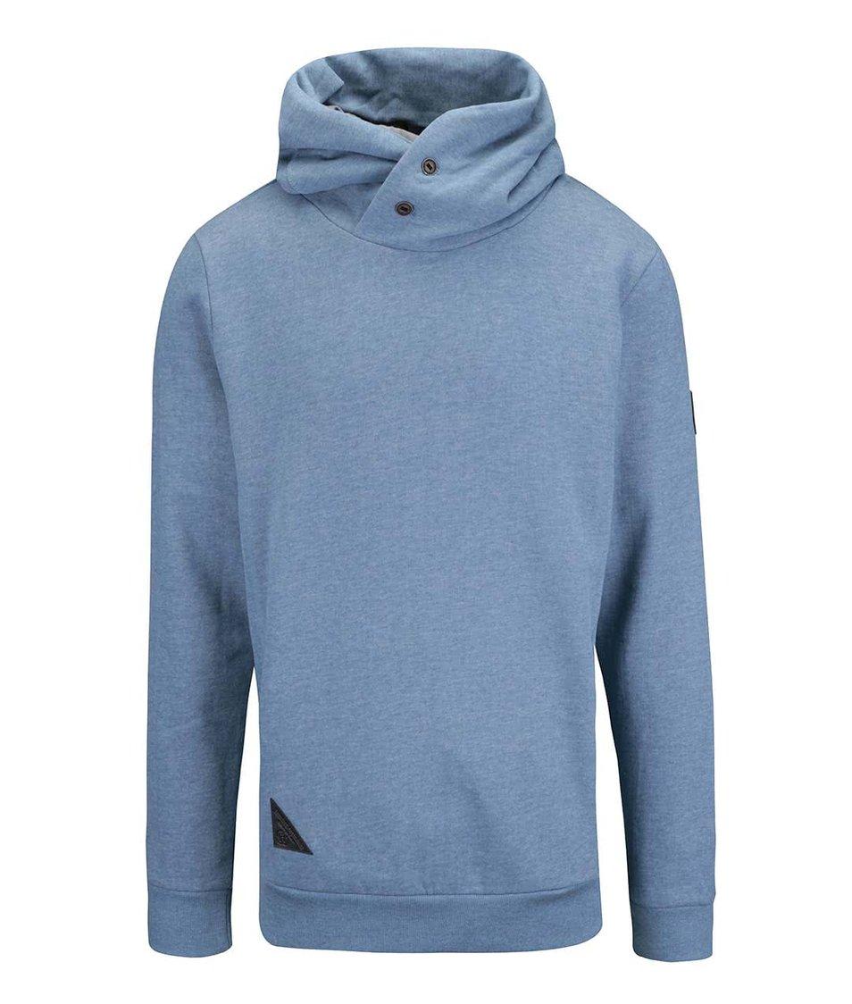 Světle modrá pánská mikina s kapucí Ragwear Chelsea Mens Mel