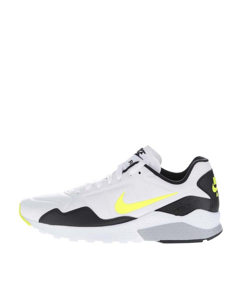 Černo-bílé pánské tenisky s detaily Nike Zoom Pegasus