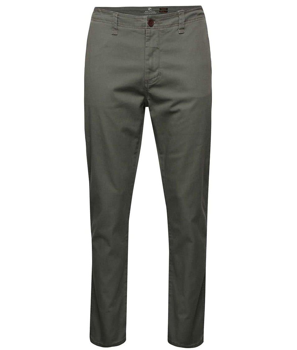 Světle zelené pánské kalhoty Rip Curl A Frame
