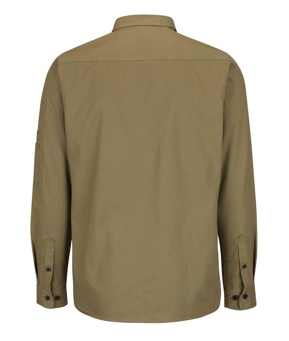 Béžová lehká bunda ONLY & SONS Utility