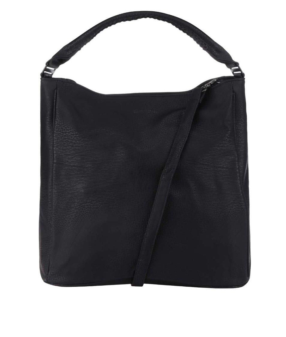 Černá větší kabelka do ruky Bench Masterpiece
