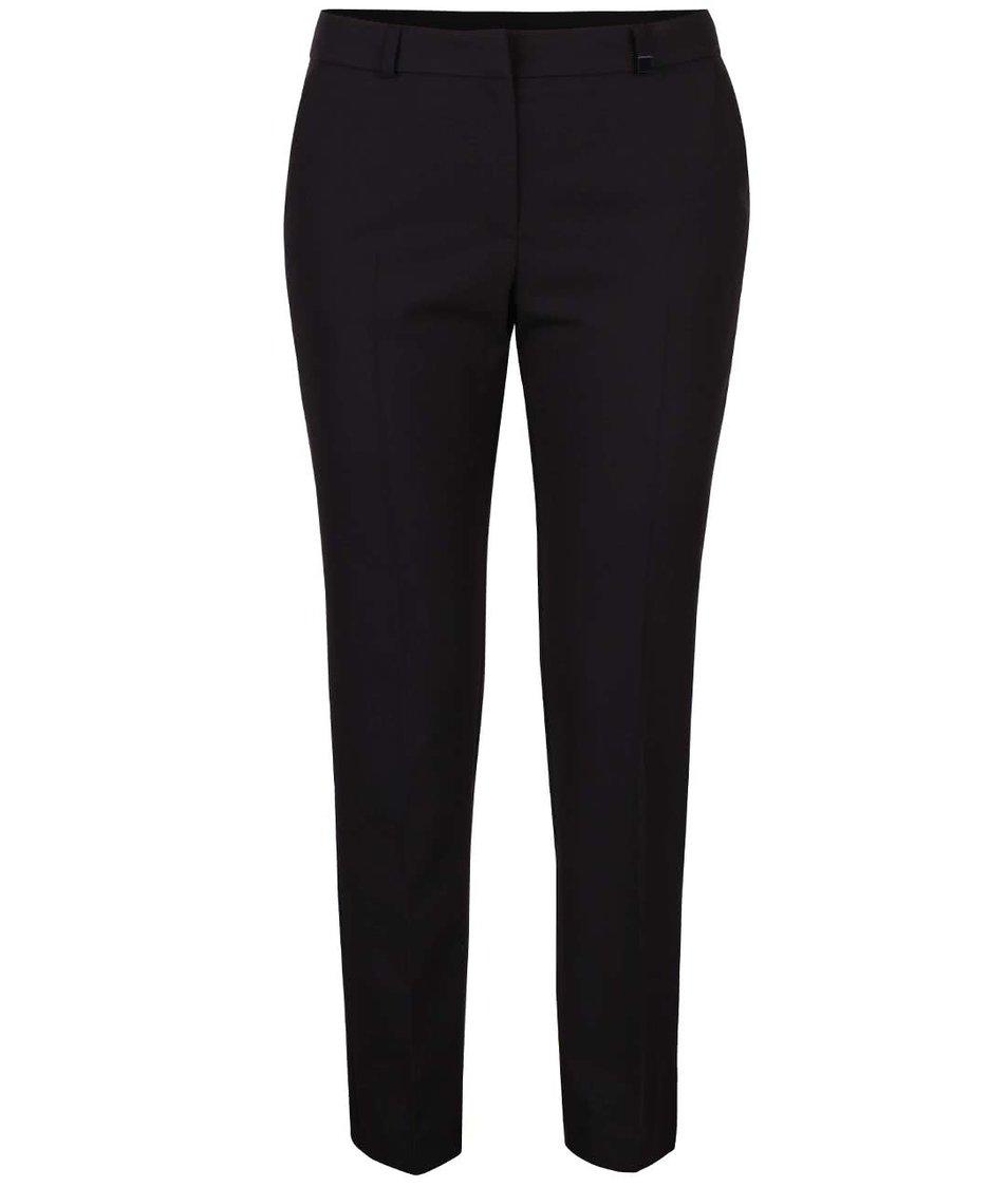 Černé osminkové formální kalhoty Dorothy Perkins
